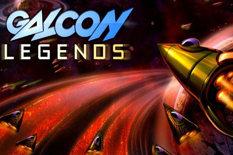 logo Galcon Legenden