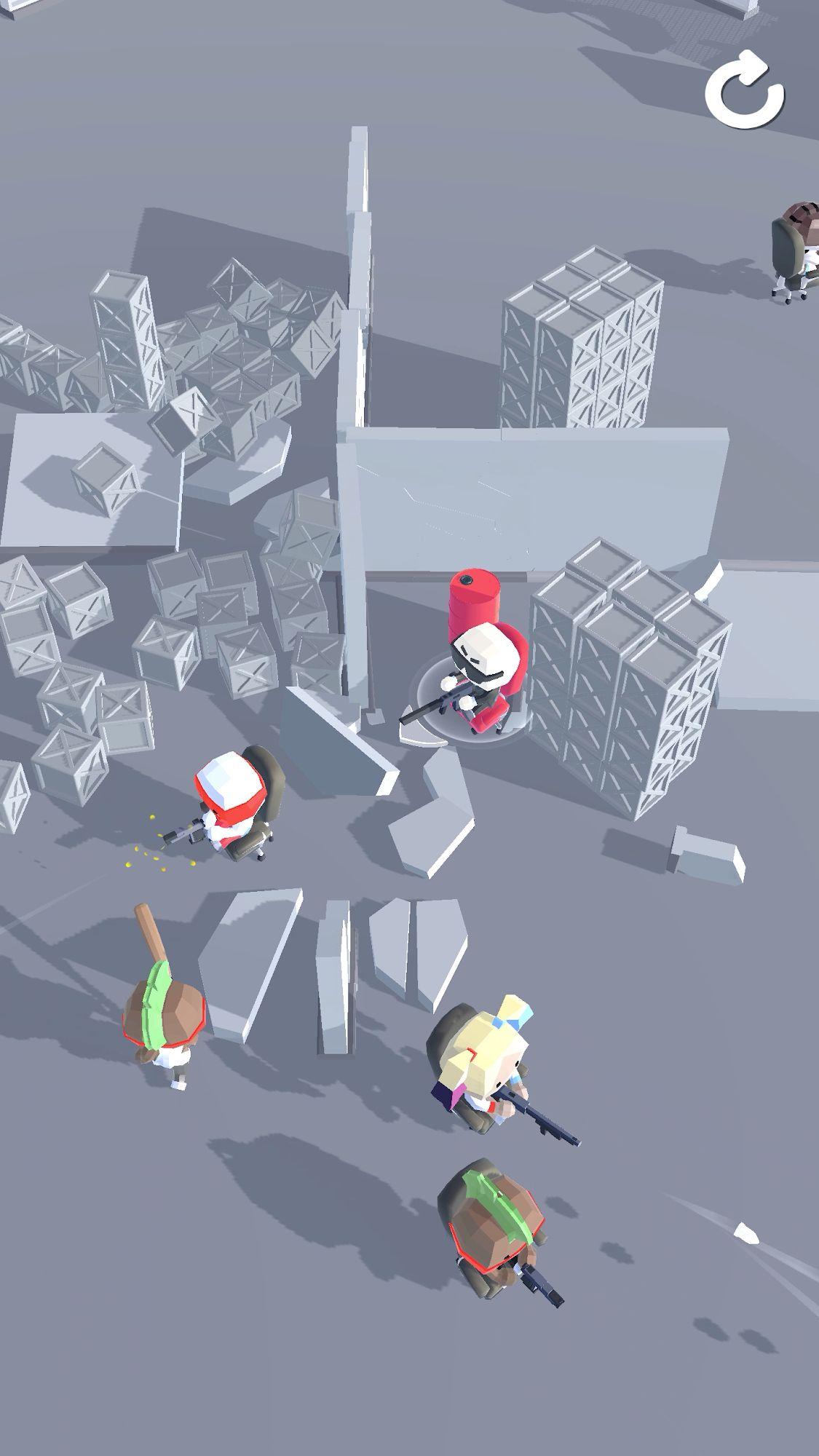 Gun Chair capture d'écran 1
