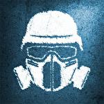 Zombie combat simulator Symbol