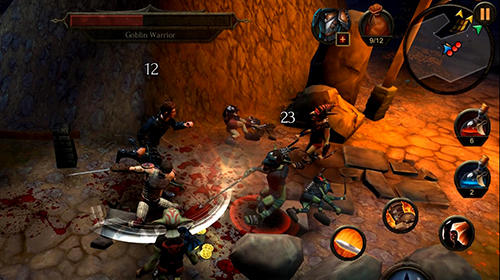 Arcane quest legends for Android