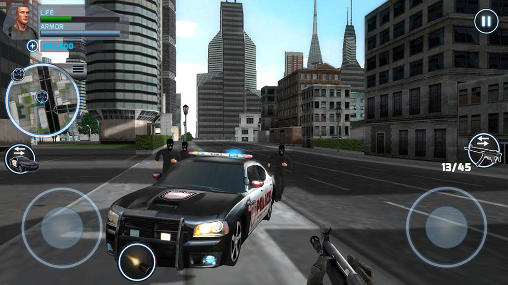 Mad cop 5: Federal marshal für Android