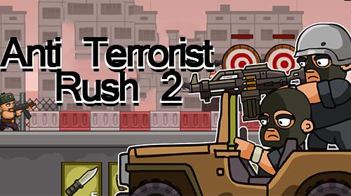 Anti terrorist rush 2 captura de tela 1