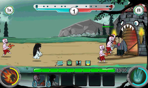 Ghost battle 2 screenshot 1