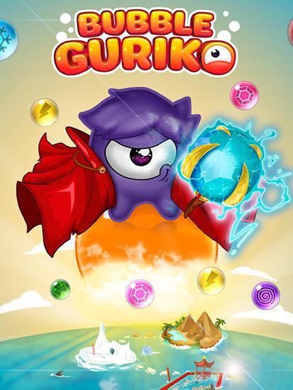 Bubble pop: Guriko Symbol