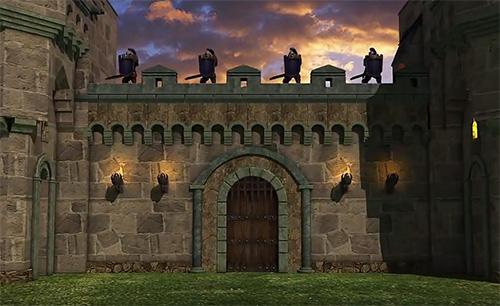 Onlinespiele League of lords für das Smartphone