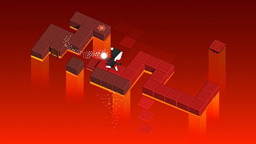 Maze frontier: Minesweeper puzzle auf Deutsch