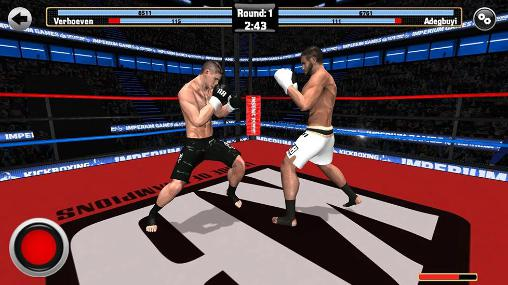Kickboxing: Road to champion for Android