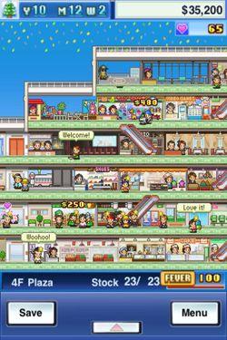 Economic games Mega Mall Story