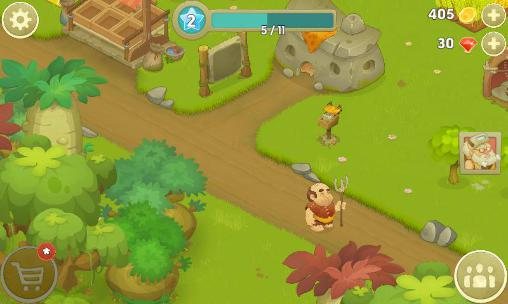 Stone farm for Android