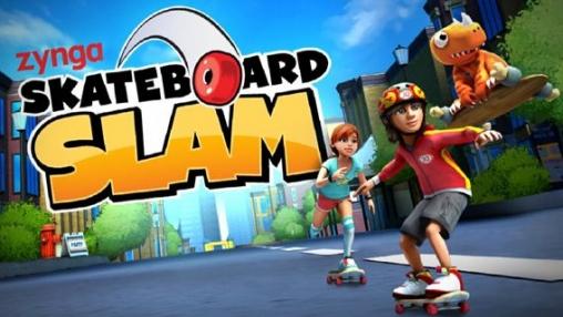 logo Skateboard Slam