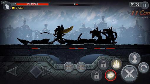 Dark sword für Android