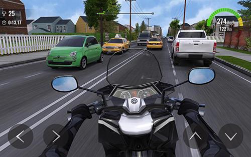 Moto traffic race 2 auf Deutsch
