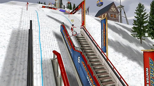 Athletics 2: Winter sports для Android