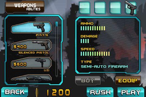 Juegos de arcade: descarga La invasión de zergs a tu teléfono