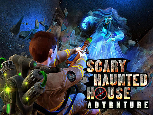 Scary haunted house adventure: Horror survival іконка