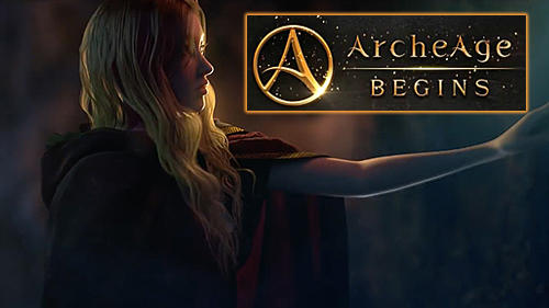 Archeage begins icon