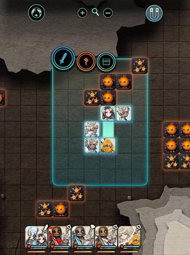Screenshot Terra Battle 2 auf dem iPhone