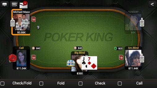Texas holdem poker: Poker king screenshot 4