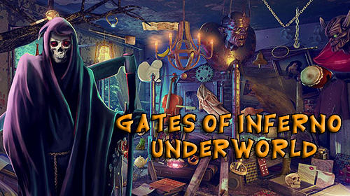 Hidden ibjects: Gates of Inferno. Underworld Screenshot