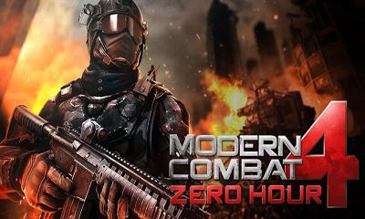 Modern combat 4 Zero Hour screenshot 1