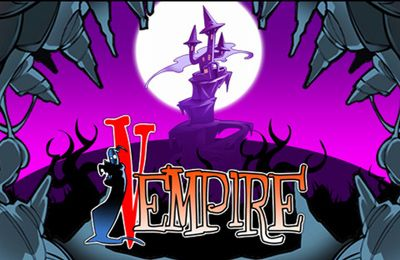 логотип Вампир - король монстров