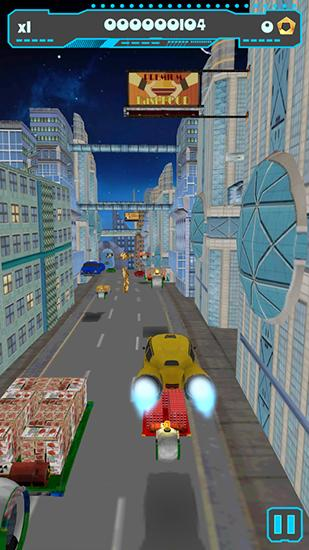 Mad taxi Screenshot