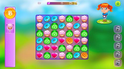 Arcade Gingerbread story für das Smartphone