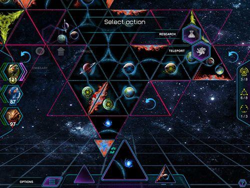 Onlinespiele Galaxie von Trian auf Deutsch