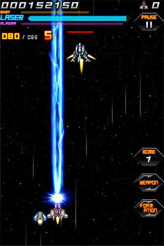 Arcade-Spiele Blade Z plus für das Smartphone