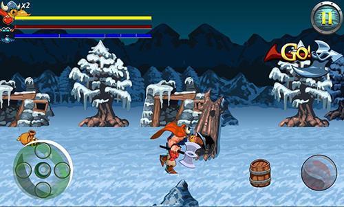 Arcade-Spiele Vikings: Great legends für das Smartphone