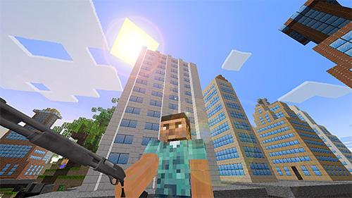 Grand craft auto: Block city capture d'écran 1