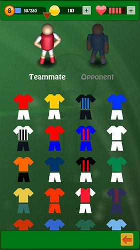 Soccer: Top scorer 2 für Android