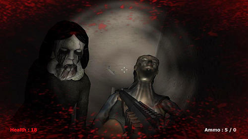 Slendrina must die: The asylum screenshot 1