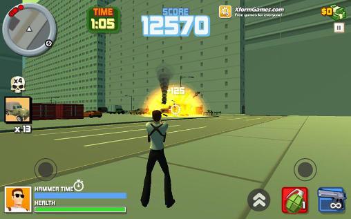 Hammer 2: Reloaded captura de tela 1