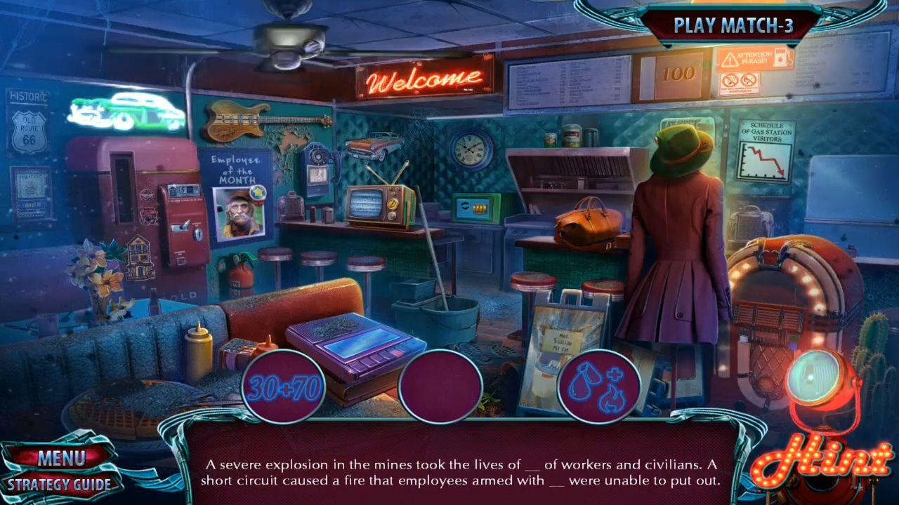 Hidden Objects - Dark Romance: Ashville スクリーンショット1