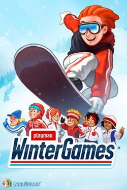 Playman: Winter Games screenshot 1