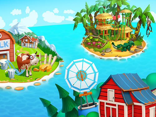 Happy seasons: Match and farm for Android