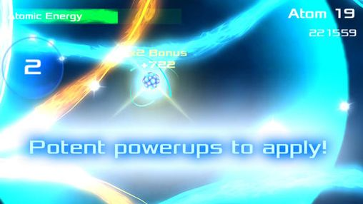 Atomic fusion: Particle collider for iPhone
