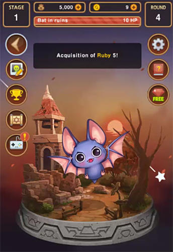 Lutie RPG clicker для Android
