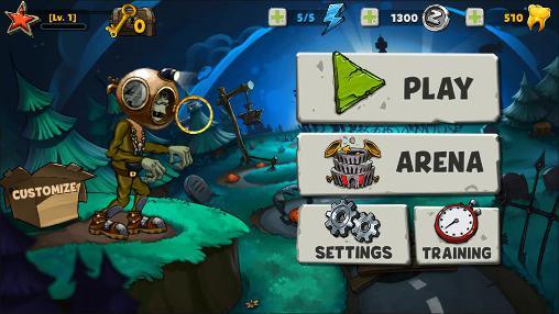 Deadly run screenshots