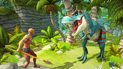 Jurassic island 2: Lost ark survival für Android