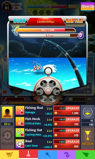 Tap fishing master für Android