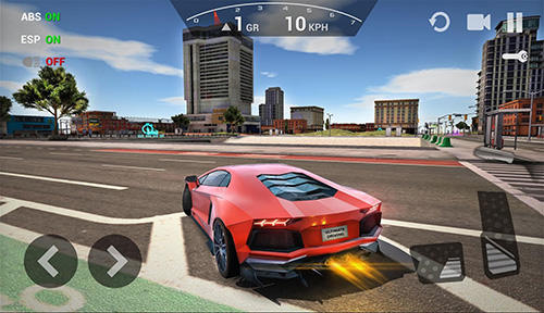 Ultimate car driving simulator für Android