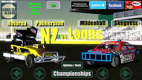 Скриншот NZ vs Loons на андроид