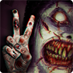 The fear 2: Creepy scream house icon