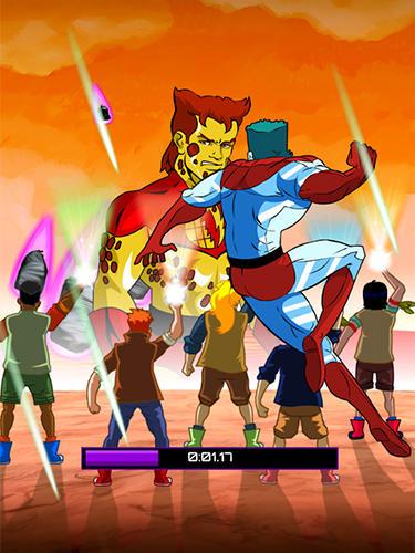 RPG-Spiele Captain Planet: Gaia guardians für das Smartphone