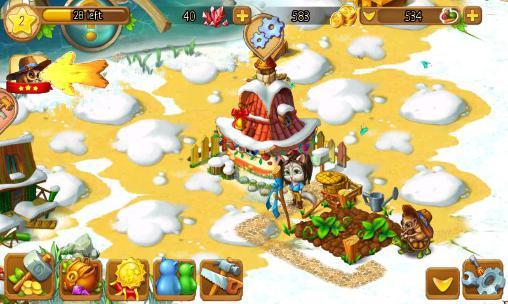 Island village для Android
