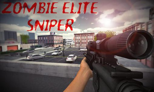 Zombie elite sniper screenshot 1