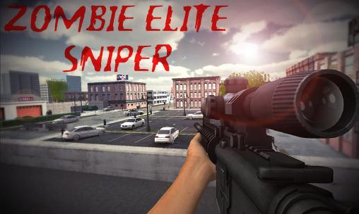 Иконка Zombie elite sniper