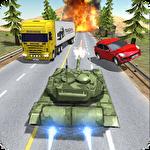 Tank traffic racer ícone